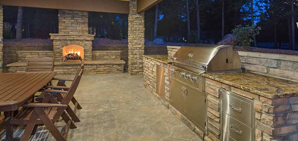 Outdoor Kitchens In Fort Collins Loveland Windsor Co Alive Outside Landscaping